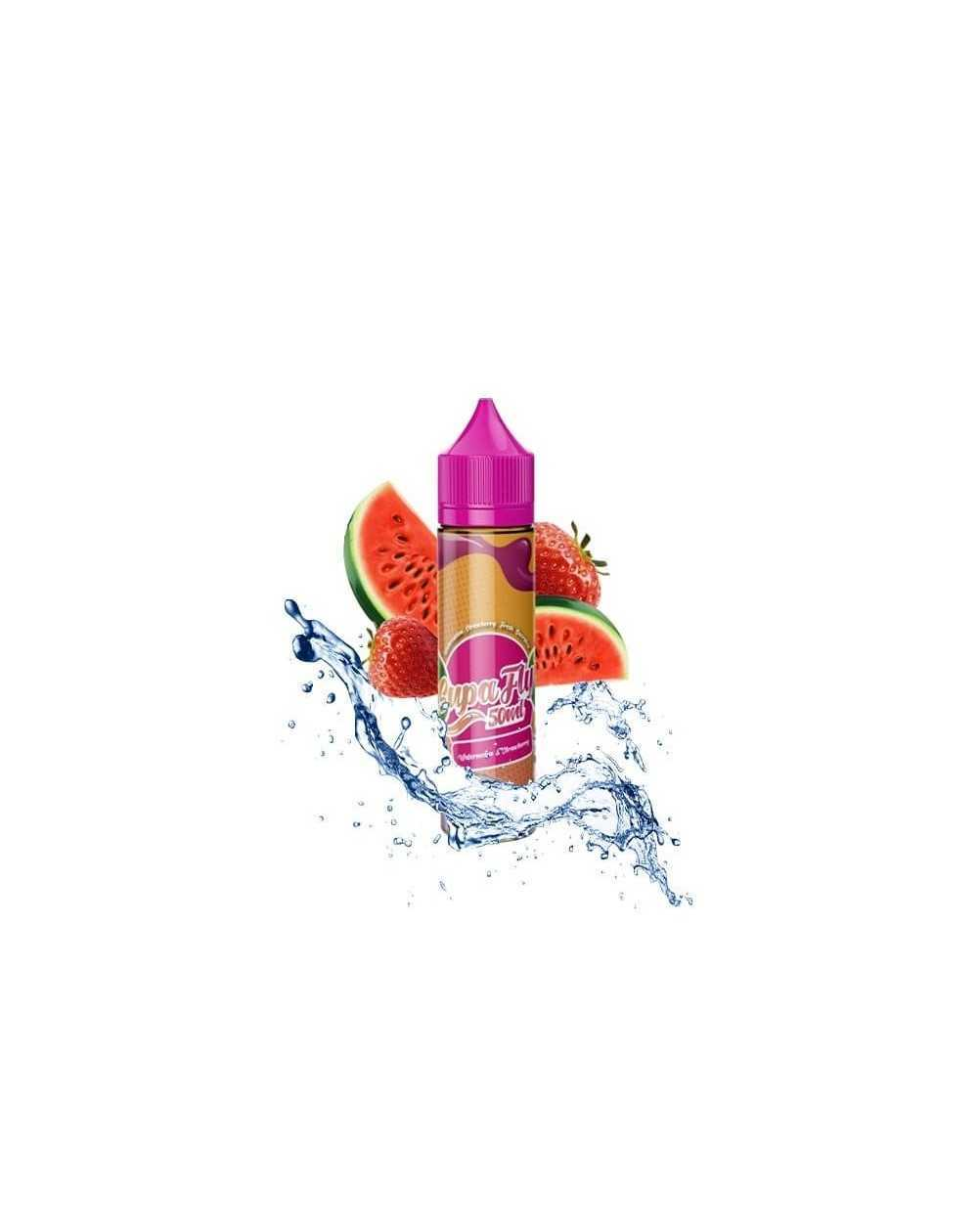 Watermelon Strawberry 50ml - Supafly-1