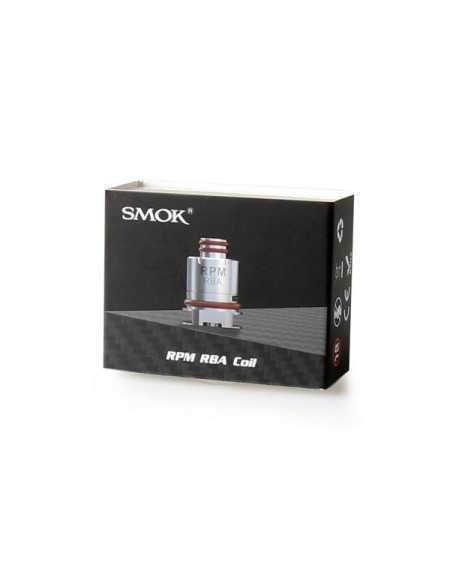 RPM RBA single coil - Smoktech-1