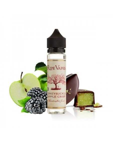 Honeysuckle Apple Crisp 50ml - Ripe Vapes-1