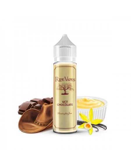 VCT Chocolate 50ml - Ripe Vapes-1