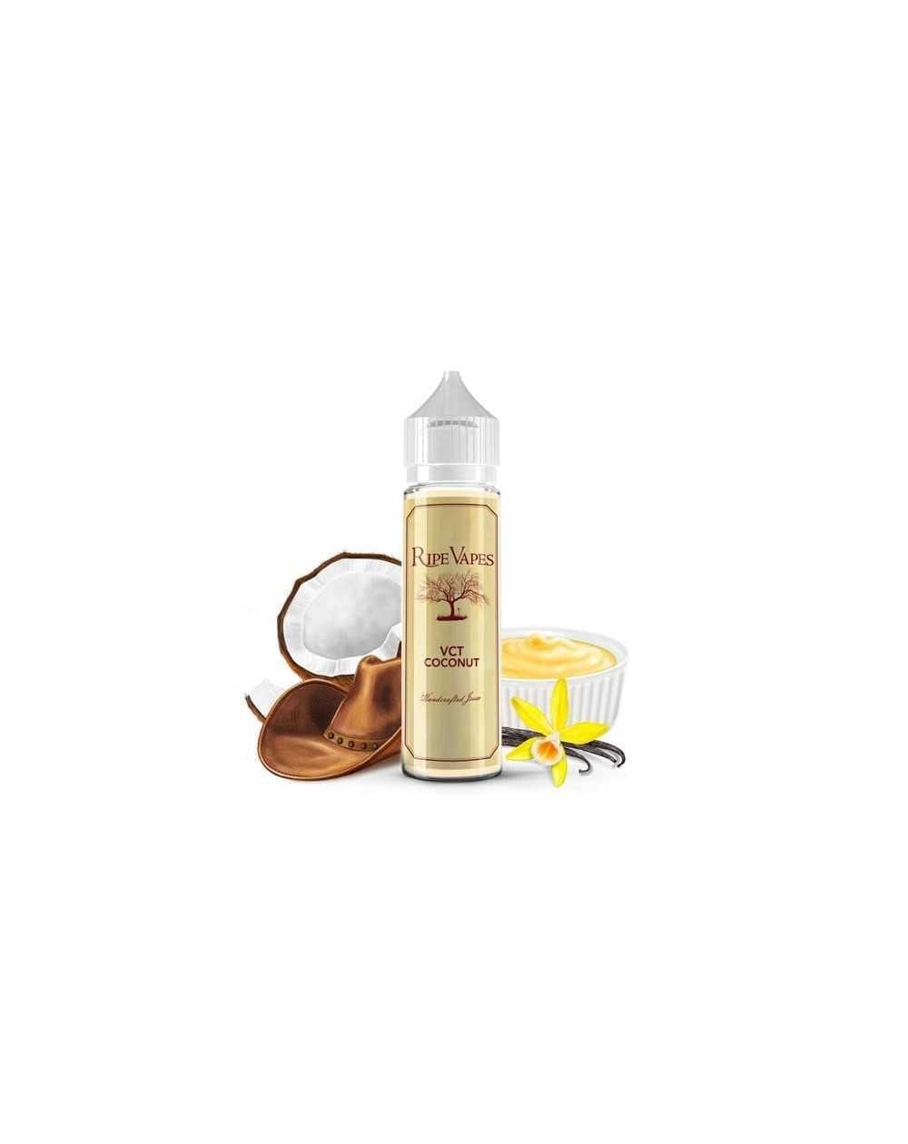 VCT Coconut 50ml - Ripe Vapes-1