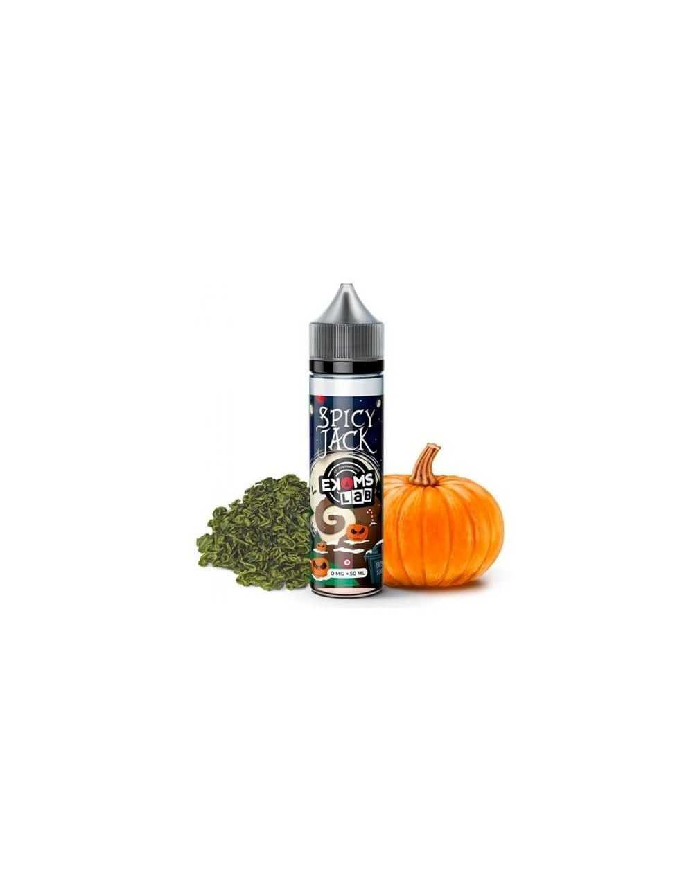 Spicy Jack 50ml - Ekoms-1