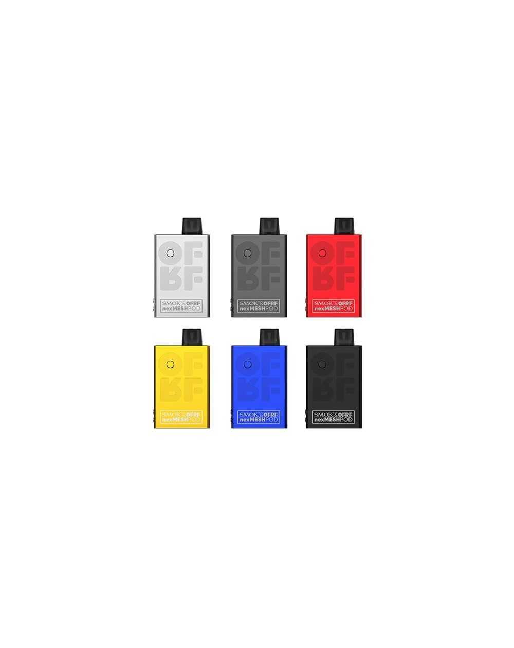 Kit Pod nexMESH - Smoktech-1