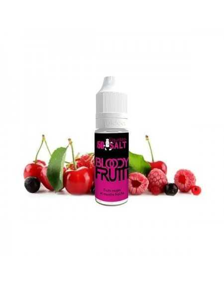 Bloody Frutti 10ml - FIFTY SALT by Liquideo-1