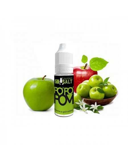 Po'po'pom 10ml - FIFTY SALT de Liquideo-1