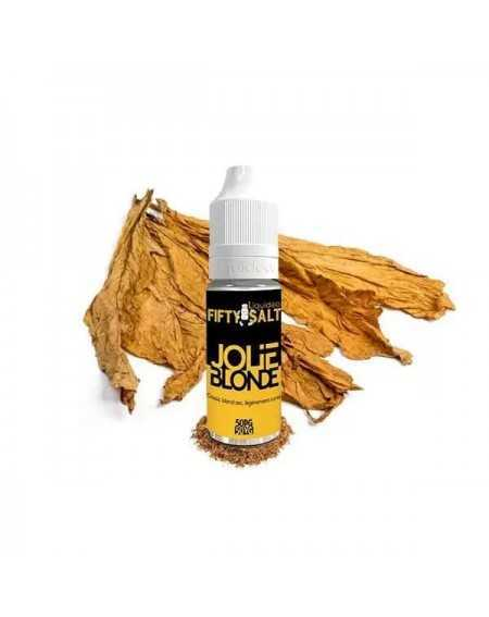 Jolie Blonde 10ml - FIFTY SALT de Liquideo-1