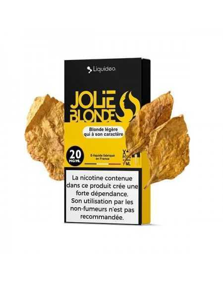 Cartridges nicotine salt Jolie Blonde - Wpod de Liquideo-1