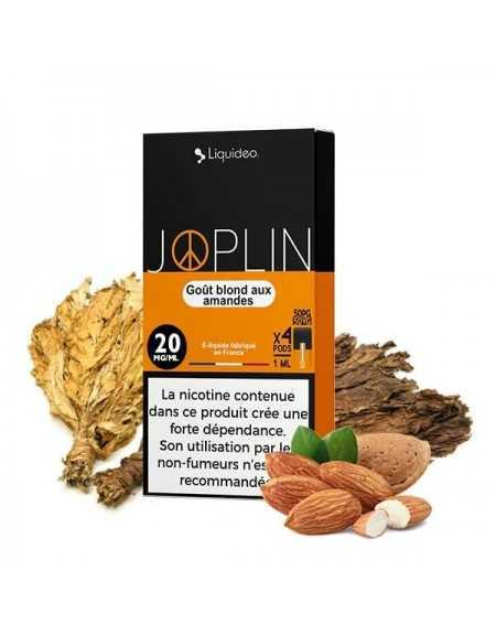 Cartridges nicotine salt Joplin - Wpod de Liquideo-1