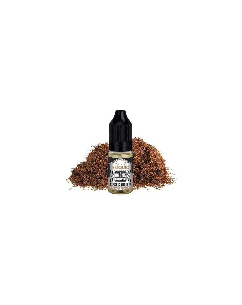 Concentrated Classic à Rouler 10ml - Eliquid France-1