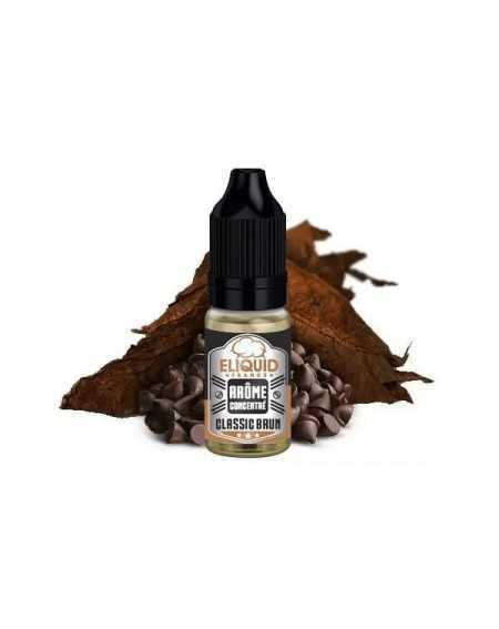 Concentrated Classic Brun 10ml - Eliquid France-1