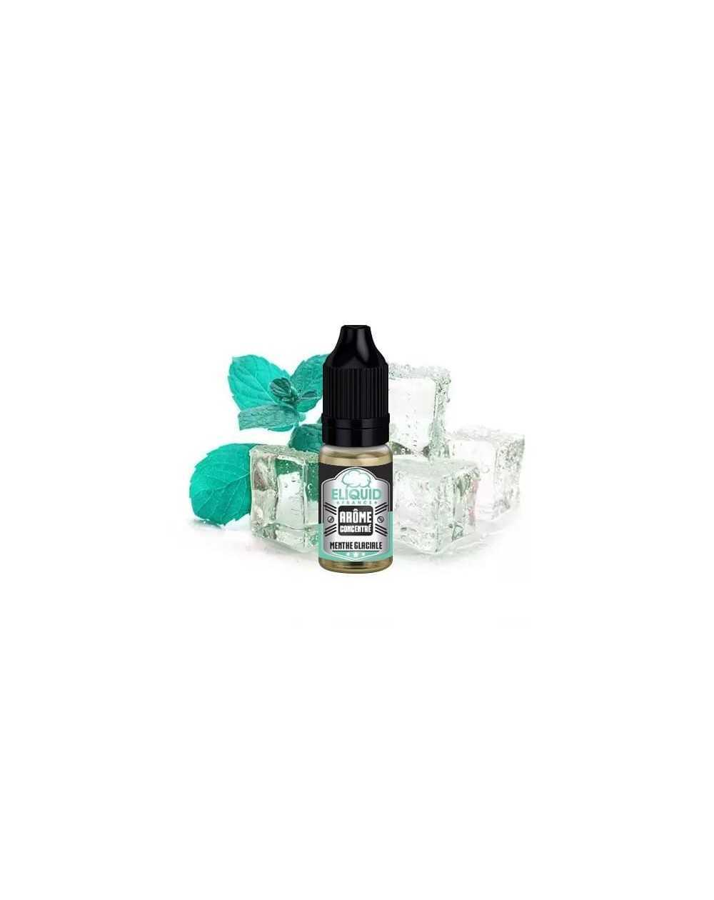 Concentrated Menthe Glaciale 10ml - Eliquid France-1