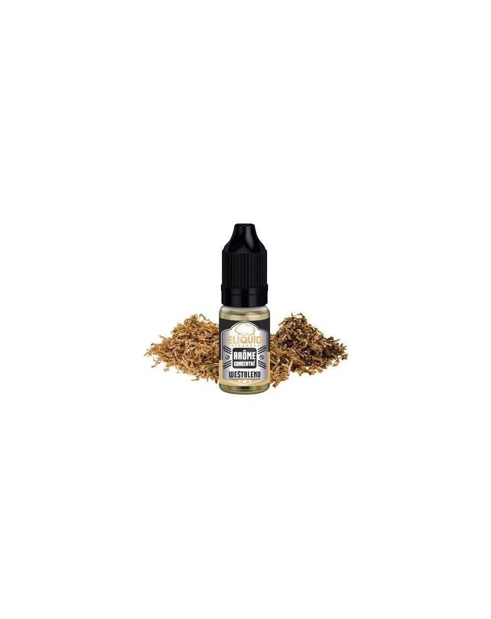 Concentrated Westblend 10ml - Eliquid France-1