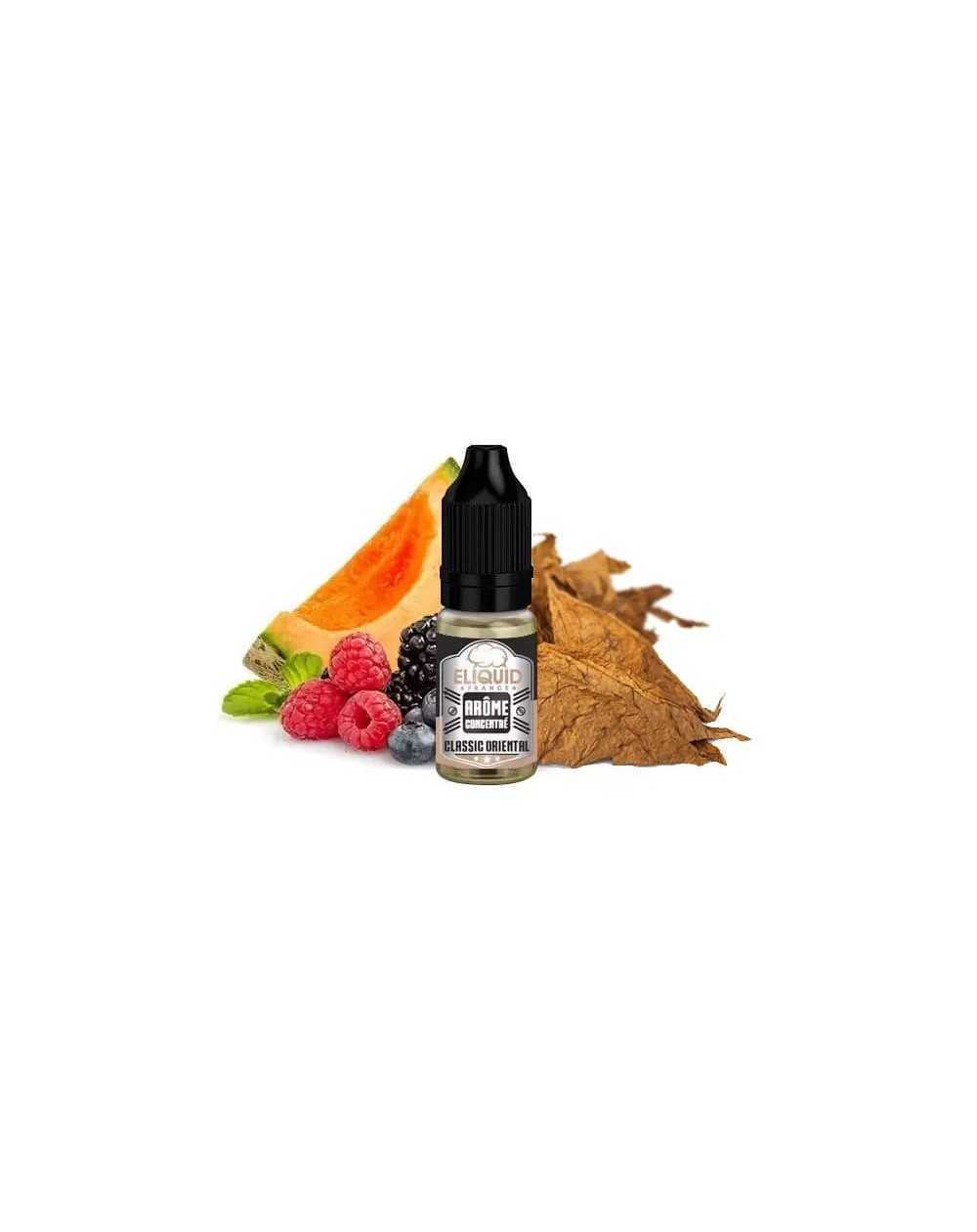 Concentrated Classic Oriental 10ml - Eliquid France-1