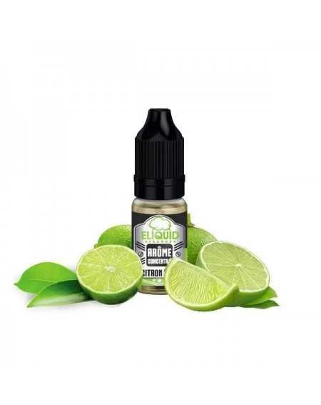 Concentré Citron Vert 10ml - Eliquid France-1