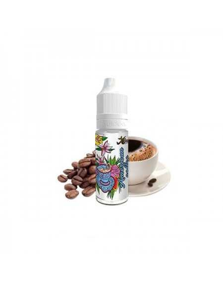 American Coffee 10ml - Xbud of Liquideo-1