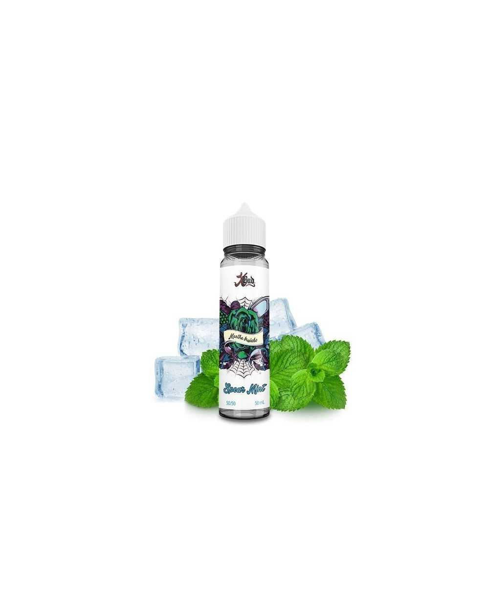 Spear Mint 50ml - Xbud de Liquideo-1