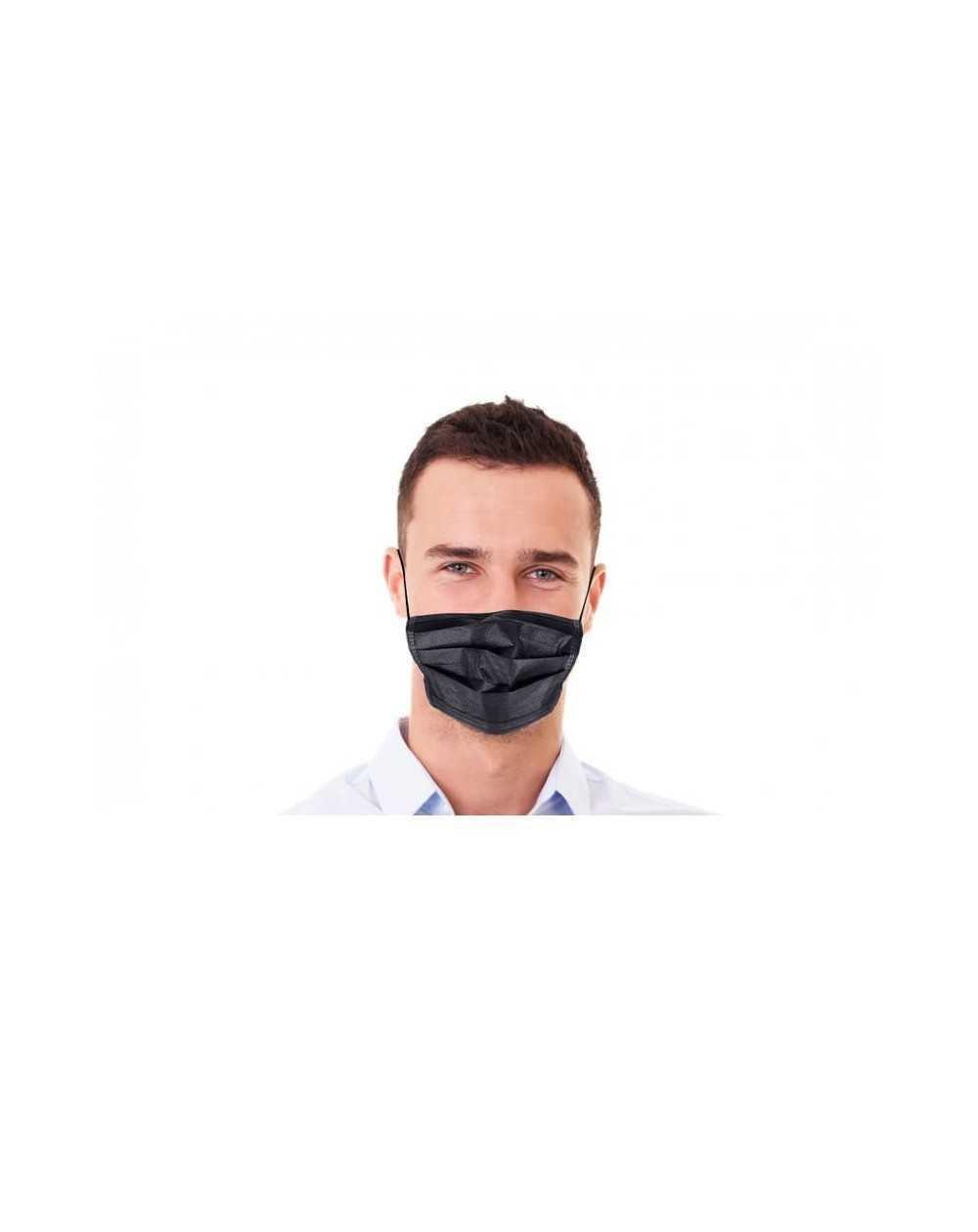 Pack of 10 washable masks for non-sanitary use