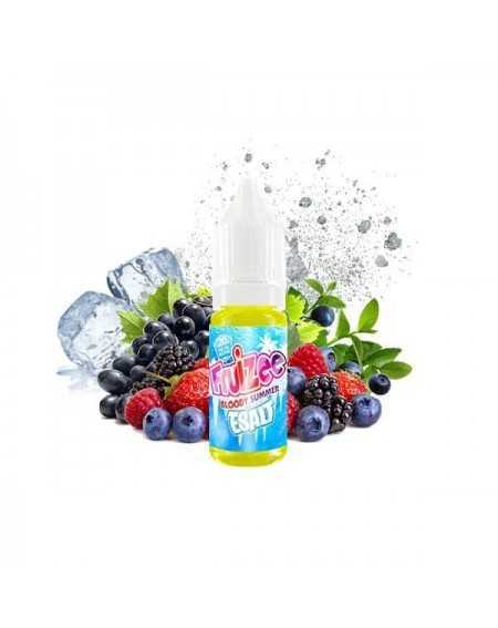 Bloody Summer Esalt 10ml - Fruizee Esalt of Eliquid France-1