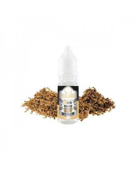 Westblend Esalt 10ml - Classic Esalt of Eliquid France-1
