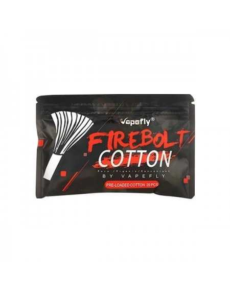 Firebolt Cotton with aglets - Vapefly-1