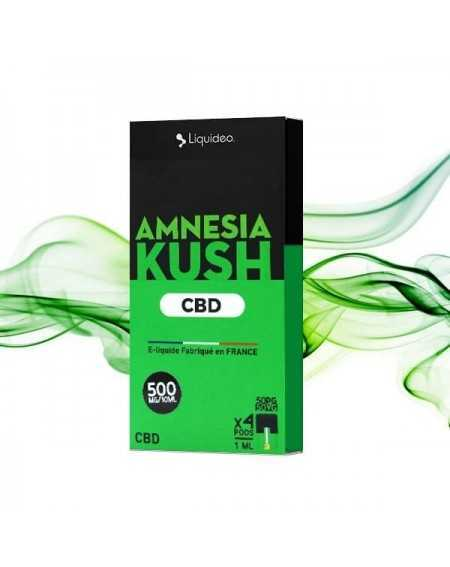 Cartridges Amnesia Kush - Wpod de Liquideo-1