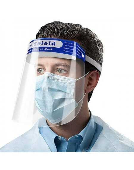 Protective face shield COVID-19