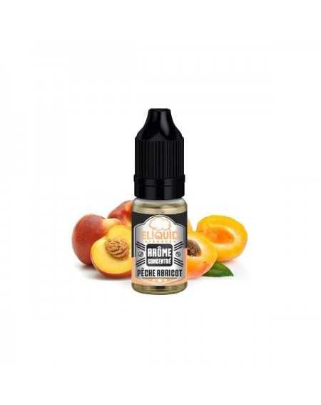 Concentrate Pêche Abricot 10ml - Eliquid France-1