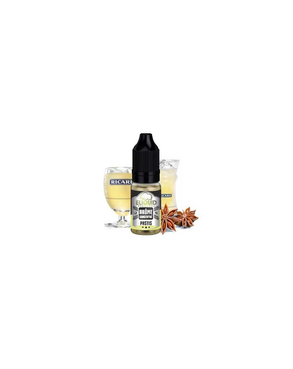 Concentrate Pastis 10ml - Eliquid France-1