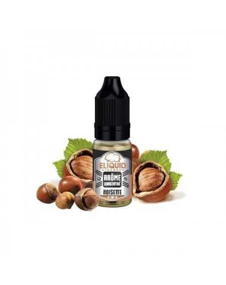 Concentrate Noisette 10ml - Eliquid France-1