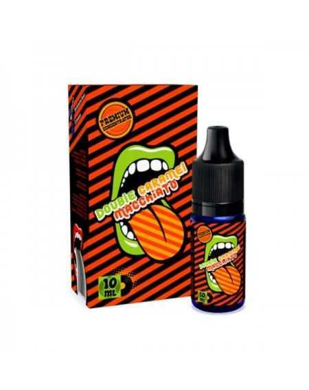 Concentrate Double Caramel Machiatto 10ml - Big Mouth