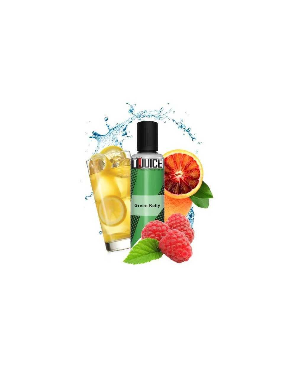Green Kelly 50ml - T-Juice-1