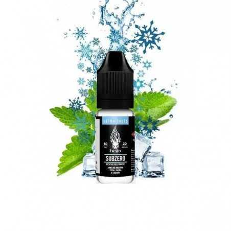 Subzero Ultra Nic Salts 10ml - Halo-1