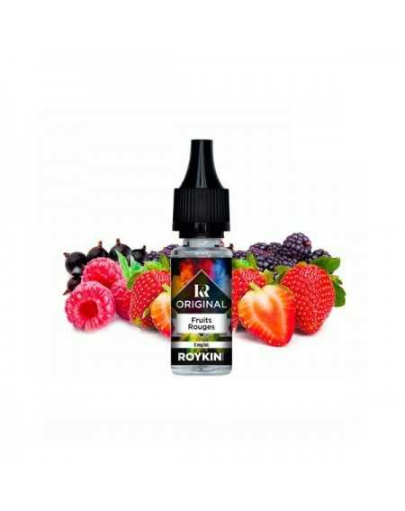 Fruits Rouges 10ml - Roykin-1