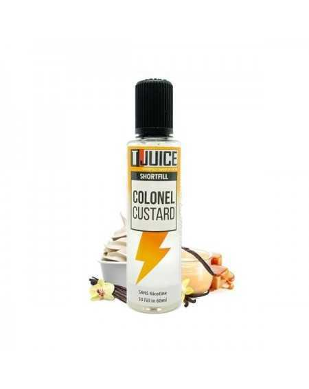 Colonel Custard 50ml - T-Juice-1