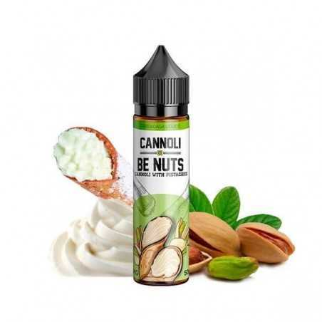Cannoli Be Nuts 50ml - Cassadaga Liquids de 80V-1