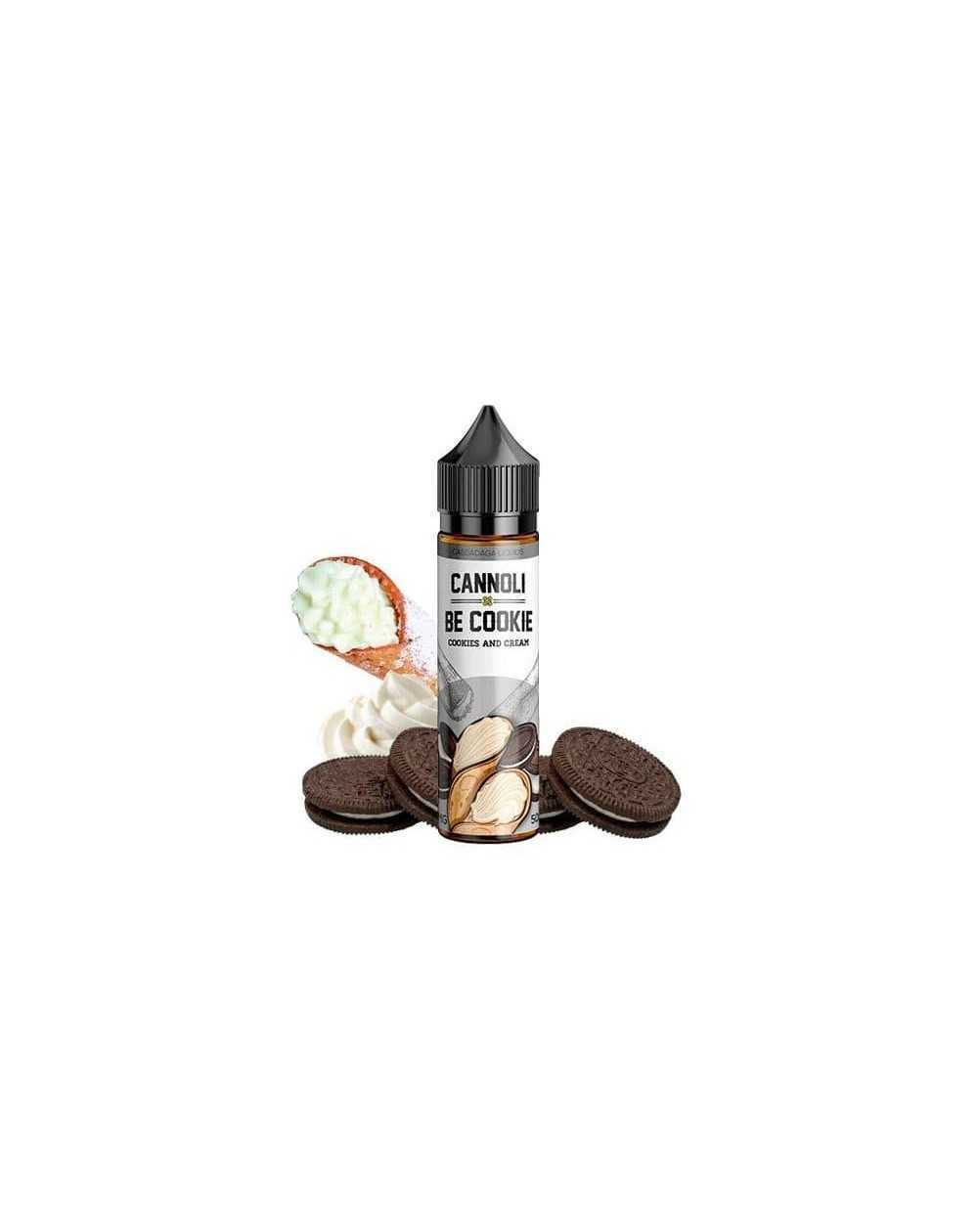 Cannoli Be Cookies 50ml - Cassadaga Liquids of 80V-1