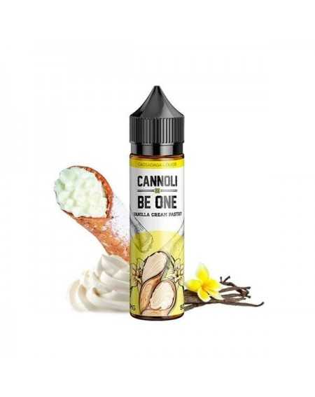 Cannoli Be One 50ml - Cassadaga Liquids de 80V-1