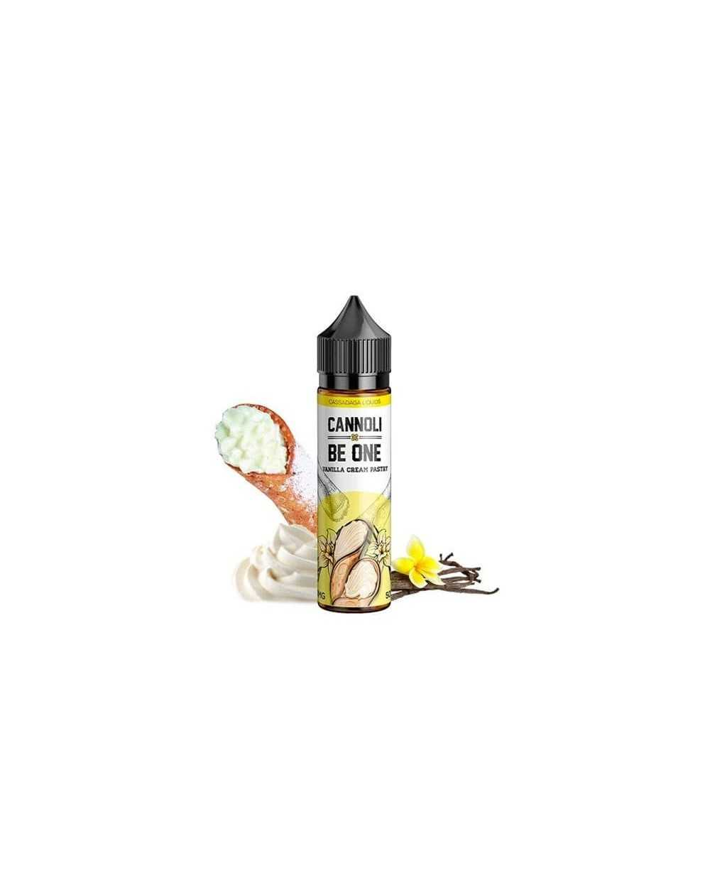 Cannoli Be One 50ml - Cassadaga Liquids of 80V-1