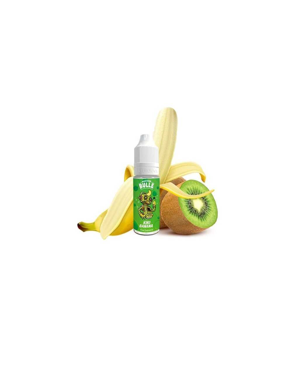 Kiki Banana 10ml - Monsieur Bulle of Liquideo-1