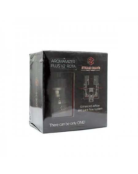 Aromamizer Plus V2 RDTA Basic Kit - Steam Crave