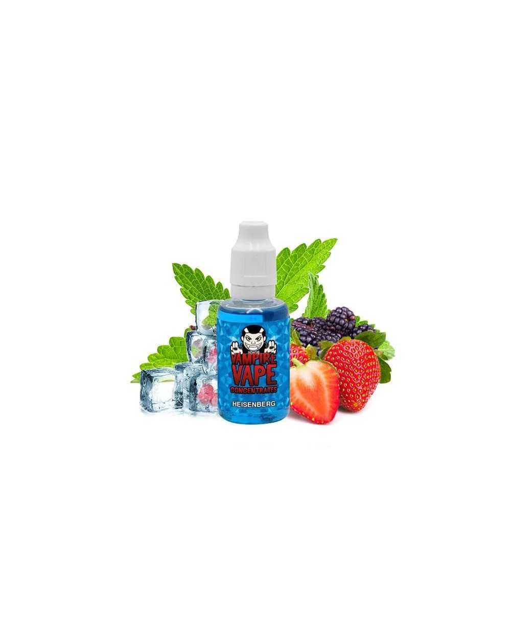 Concentrated Heisenberg 30ml - Vampire Vape-1