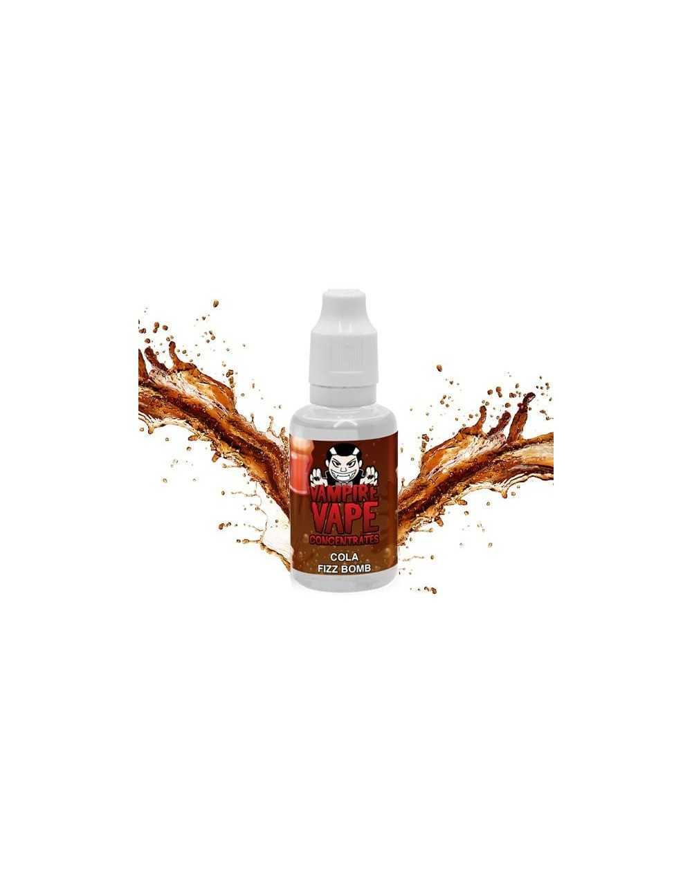 Concentrate aroma Cola Fizz Bomb 30ml - Vampire Vape-1