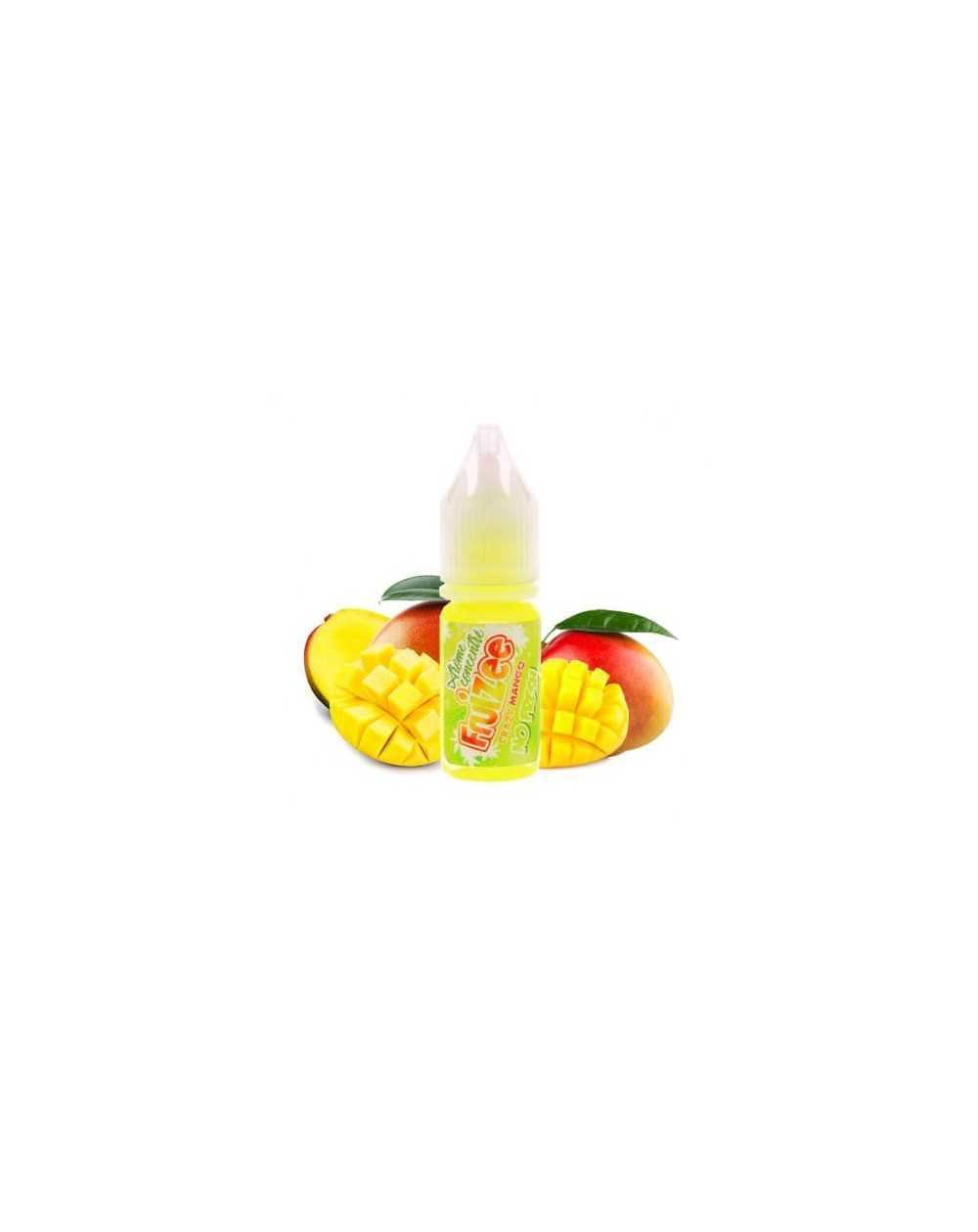 Concentrated aroma Crazy Mango No Fresh 10ml - Fruizee of Eliquid France-1