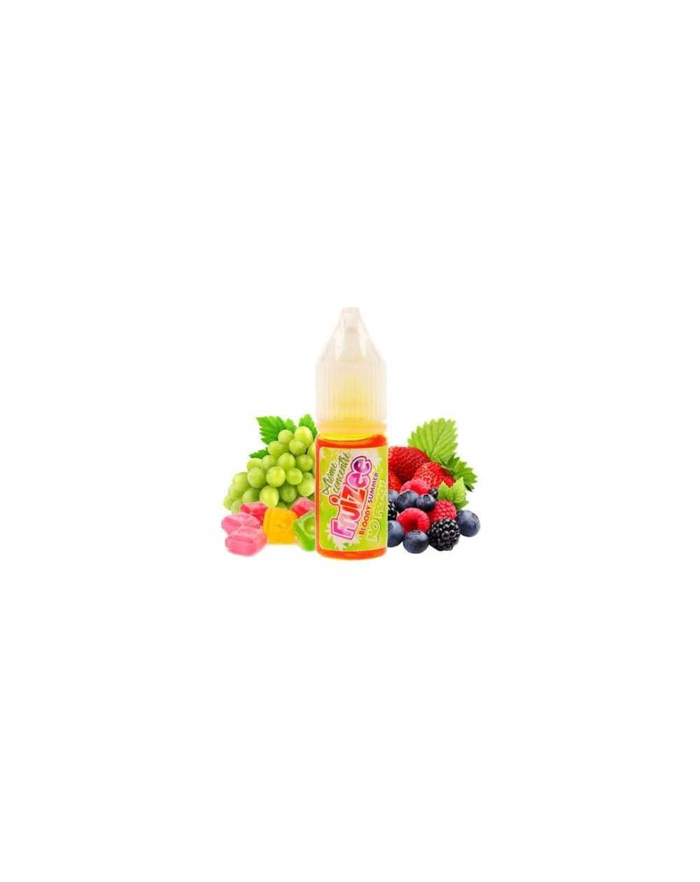 Concentrated aroma Bloody Summer No Fresh 10ml - Fruizee of Eliquid France-1