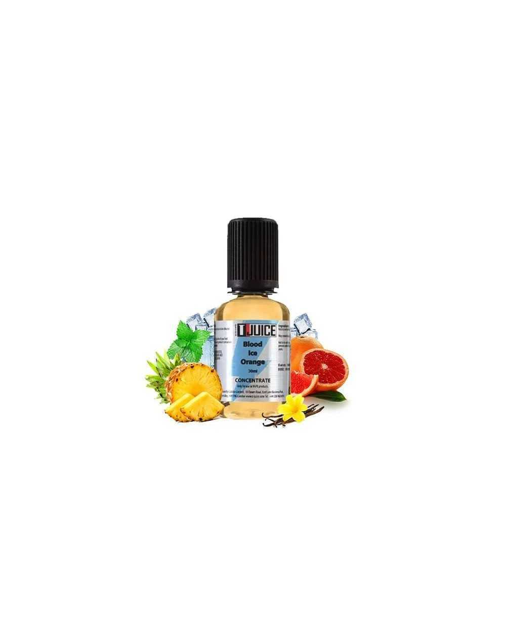 Concentrate aroma Blood Ice Orange 30ml - T-Juice-1