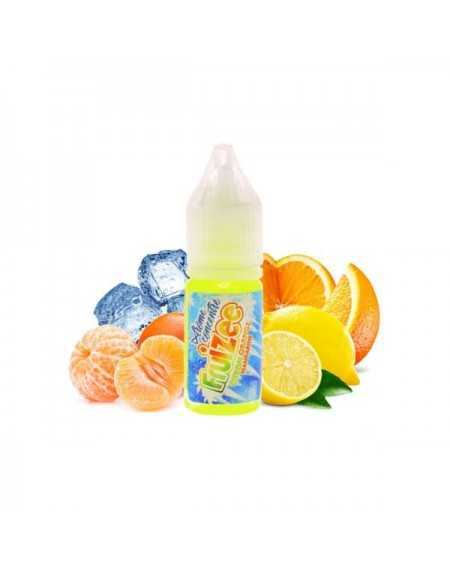 Concentrated aroma Citron Orange Mandarine 10ml - Fruizee of Eliquid France-1