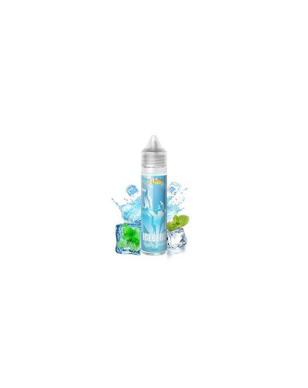 Menthe Glaciale 50ml - Iceberg by O'Juicy-1