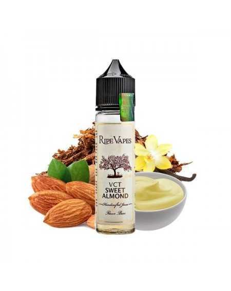 VCT Sweet Almond 50ml - Ripe Vapes-1