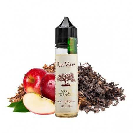 VCT Apple Tobacco 50ml - Ripe Vapes-1