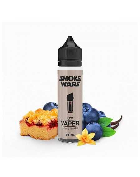 Eliquid Sky Vaper 50ml - Smoke Wars by e.Tasty-1